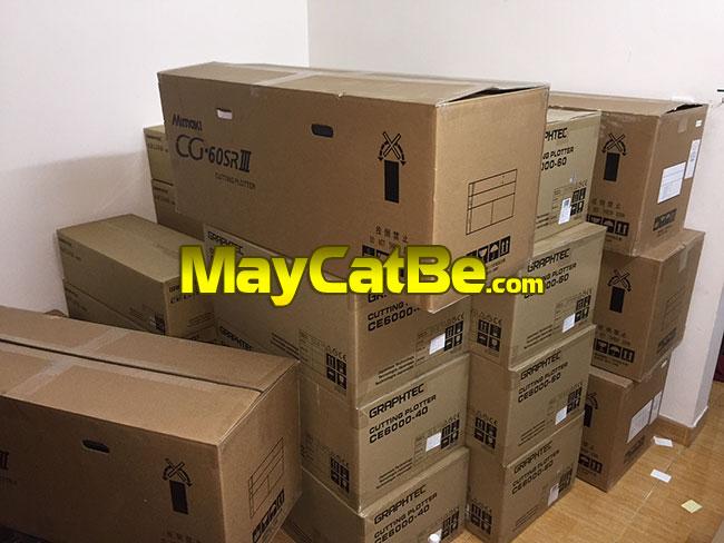 Nhiều loại máy cắt bế sẵn hàng tại MayCatBe.com