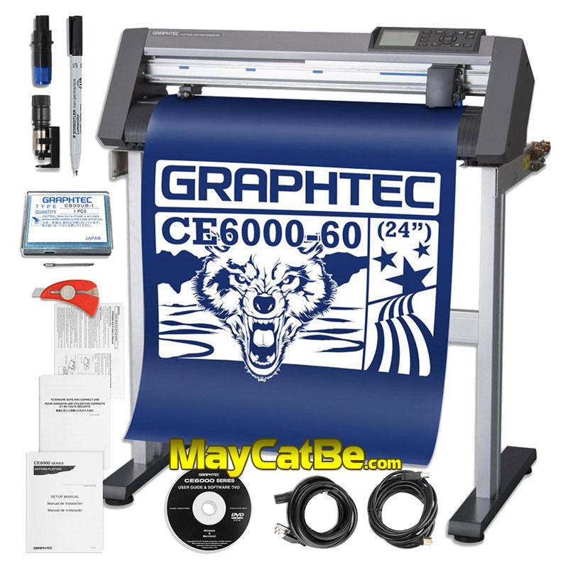 Máy cắt bế Graphtec CE6000-60 Plus