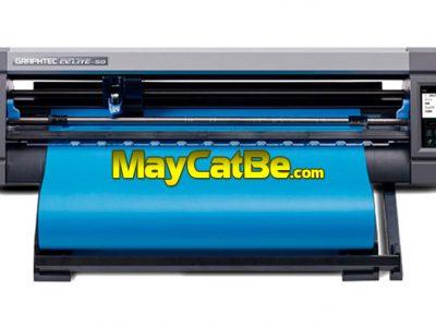 Máy cắt bế decal tem nhãn Graphtec CE Lite-50 Nhật