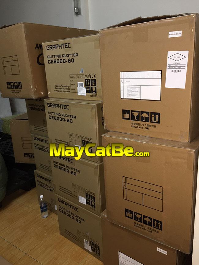 Máy cắt decal bia mộ bia đá có sẵn hàng tại MayCatBe.com