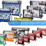 Máy bế decal cuộn – máy cắt bế decal cuộn loại nào tốt nhất?