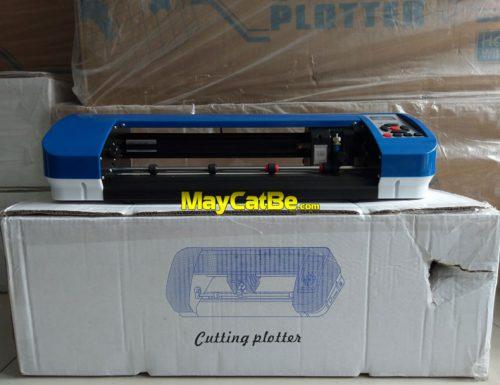 Máy cắt bế decal mini ART-380 A3-A4 tự động trực tiếp từ Corel