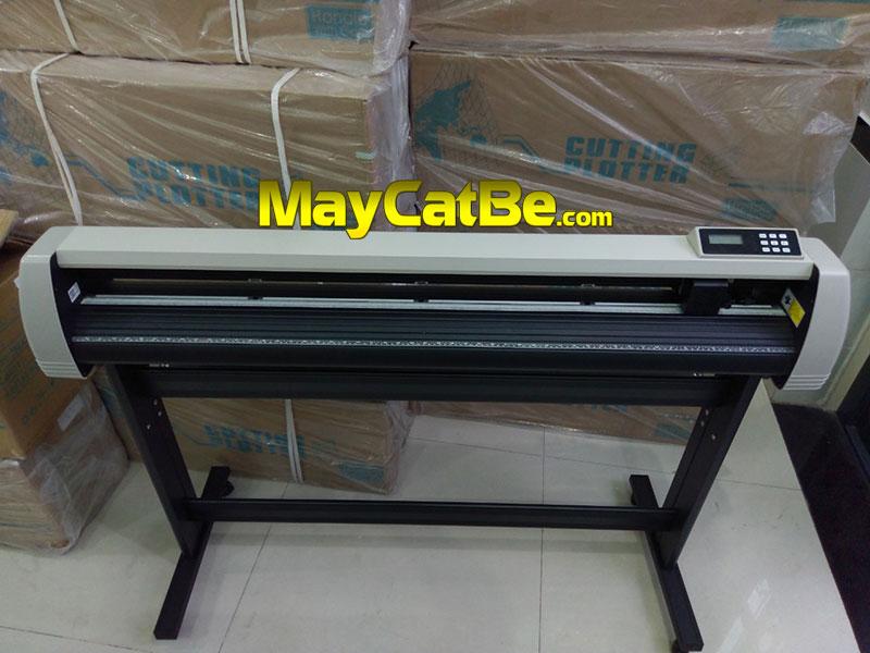 Máy cắt decal khổ 1m2 giá rẻ GS-1350