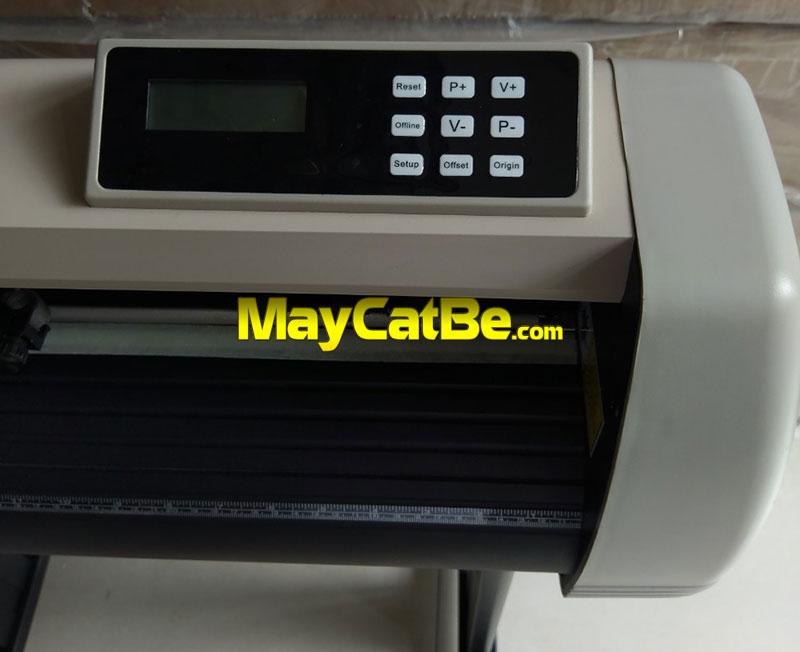 Màn hình bàn phím máy cắt GS-720