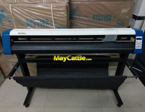 Máy cắt bế decal tem nhãn khổ 1m2 giá rẻ AB-1350