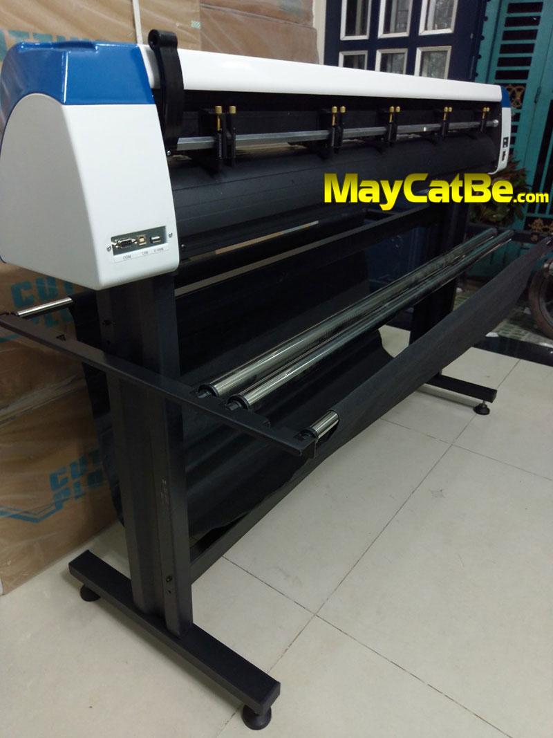 Máy cắt bế tem nhãn khổ 1m2 AB-1350