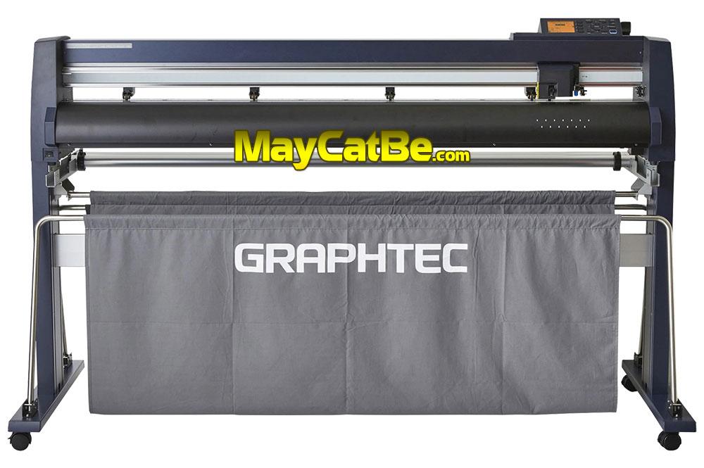 Máy cắt bế tem nhãn Graphtec FC9000-140 khổ 1m4