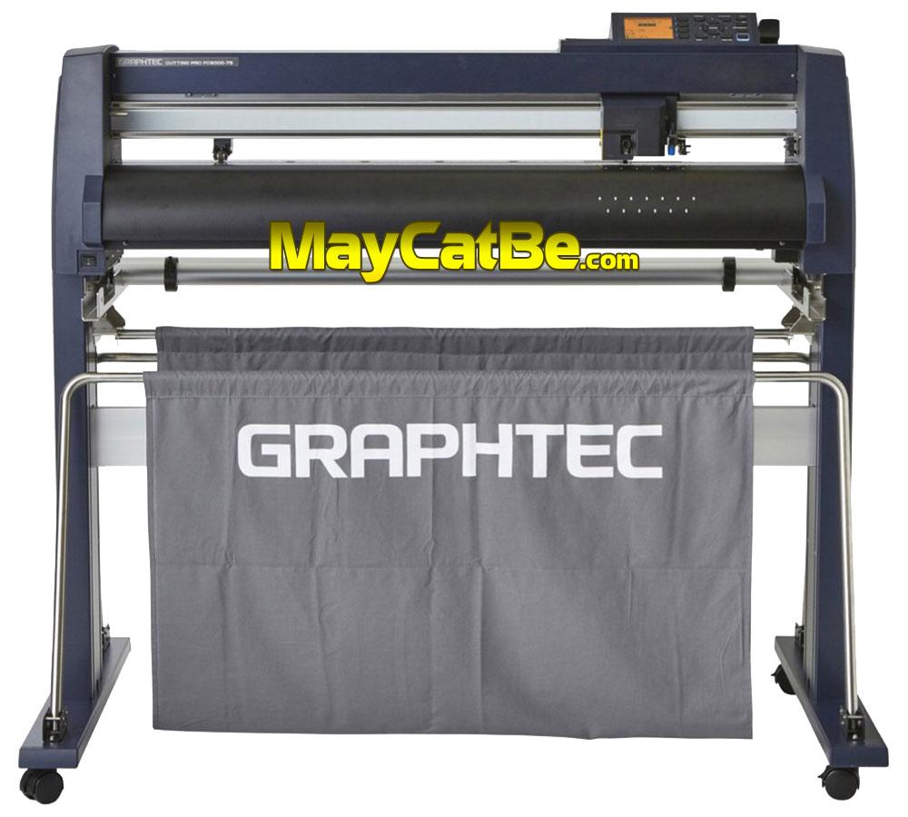 Máy cắt bế decal Graphtec FC9000-75