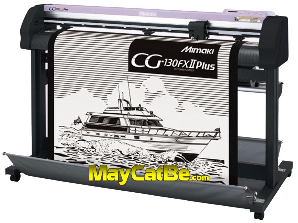 Máy cắt bế decal Mimaki CG-130FXII Plus